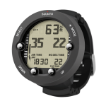 Suunto Vyper Novo Graphite/White with Boot and USB