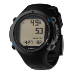 Suunto D6i Novo with USB
